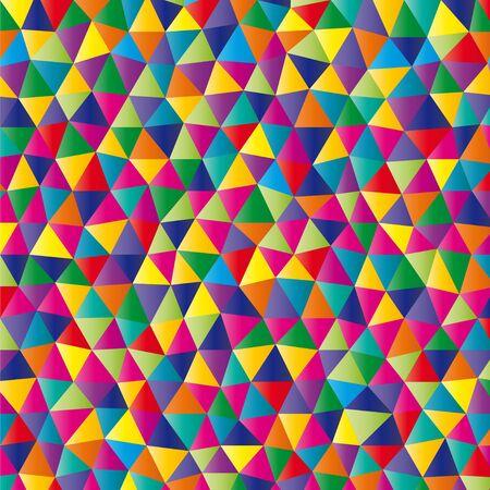 texture fantasy: hexagons background