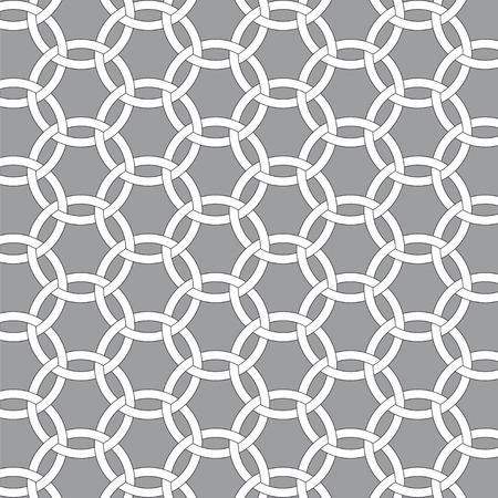 interlocking: interlocking circles