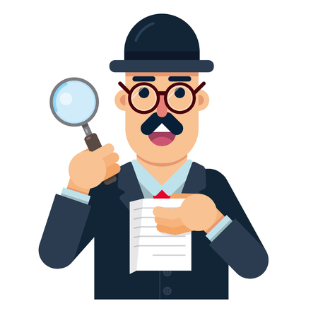 Person delegate to the audit that analyzes and research the correctness of the work