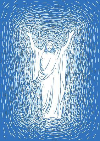Resurrection of Jesus Christ Imagens - 129609803