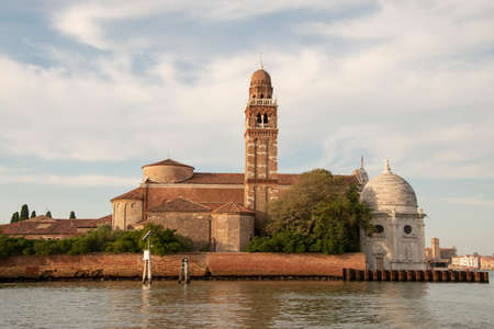 Cemetery of San Michele, City of Venice, Italy, Europe