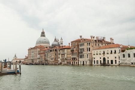Basilica of Santa Maria della Salute, city of Venice, Italy, Europe