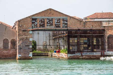 Murano Island in the Venetian Lagoon, City of Venice, Italy, Europe