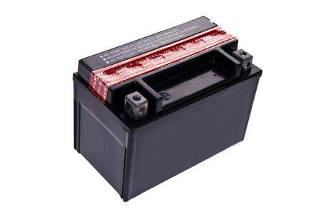 12v: bater�a de autom�vil Foto de archivo