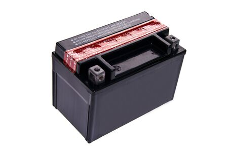 accumulator: car battery