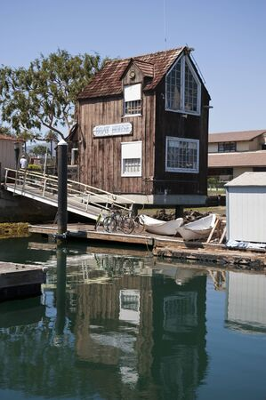 The Village Boat House, Ports O Call Village, San Pedro, California