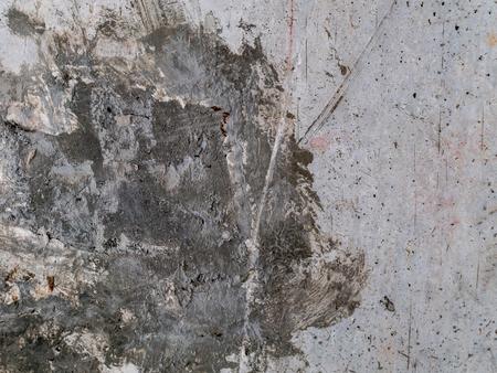 crack raw concrete texture Stock Photo