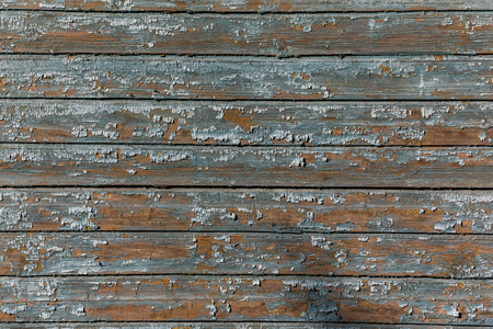 painted wood: Rustic wood texture with natural patterns surface as background. Stock Photo