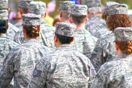 camoflauge: Military Parade