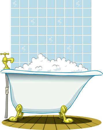 Old Victoria bath