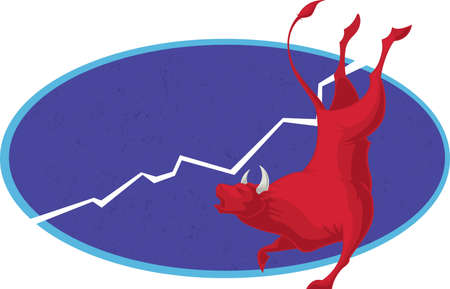 Bull Trend - Stock Market photo