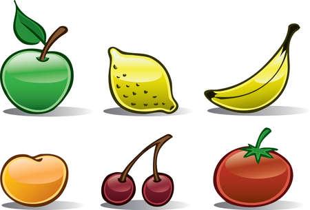 Fruit Icons Basic #2 photo