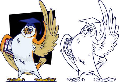 Owl teacher photo