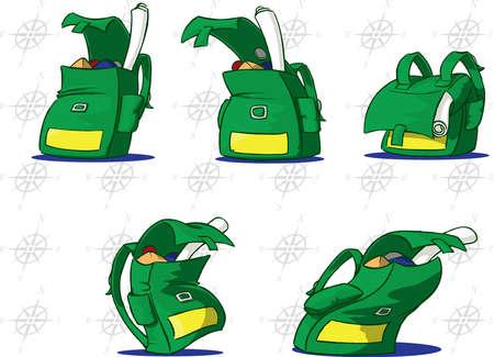 rucksacks: Rucksacks with personality #2