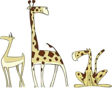 Safari Animals #1
