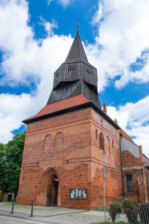 cedro: Cedar Valley, Canada - June 17, 2017: Roman Catholic church of Sts. Guardian Angels.