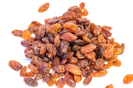 Raisins sultanas (dried grapes). Archivio Fotografico