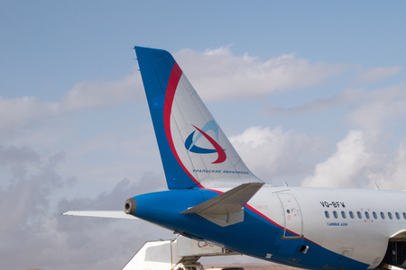 Russian Airlines Stock Photos And Images - 123RF