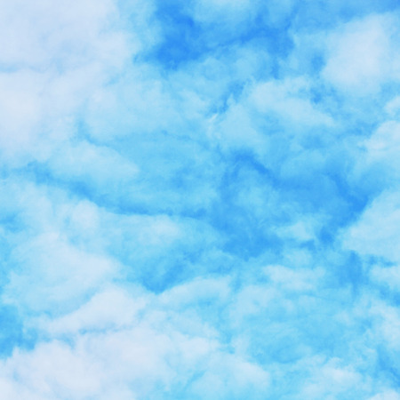 Simple blue sky textured background