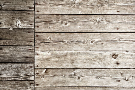 Outdoor old wood ground background  Stock Photo