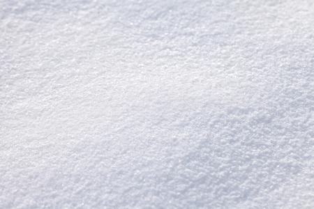 terreno: Estratto neve fresca texture di sfondo dettaglio. Messa a fuoco selettiva utilizzati.