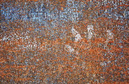 rusty: Rough rusty metal background. Stock Photo