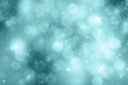 rainfall: Abstract realistic snowfall and rainfall background with drops, snowflakes and sparkle background. Winter season Holiday copy space background illustration.