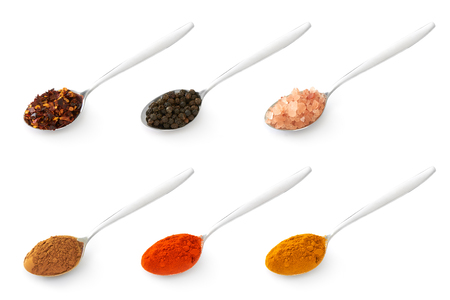 flavoring: Teaspoons with flavoring