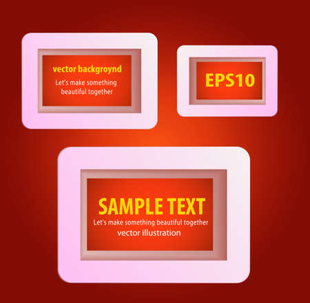 text box design: Display text box design with rounded corners