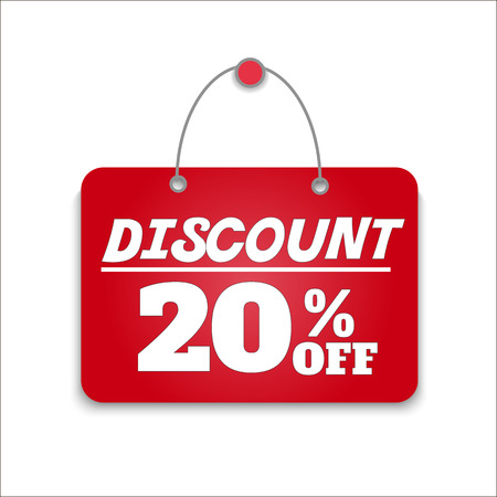 today: Sign board discount