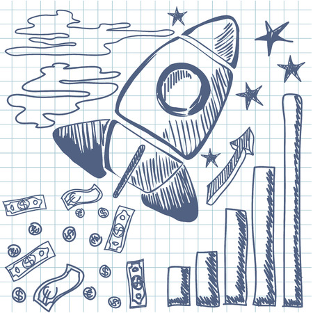 conjuncture: Rocket flies up the graph