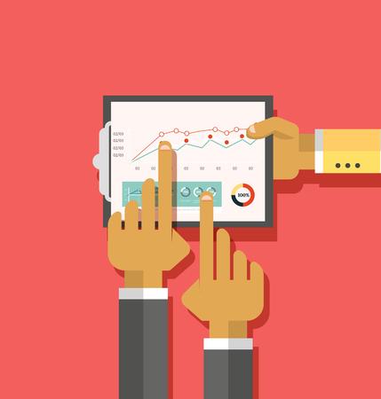 plan de accion: Análisis de las acciones infografía.