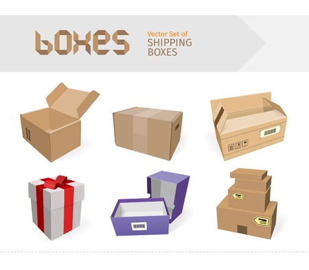 holiday gifts: Set of gifts boxes design flat. Gift box present, ribbon and gift box vector, gift box isolated, gift box holiday christmas, gift box surprise for anniversary or birthday or xmas gift illustration