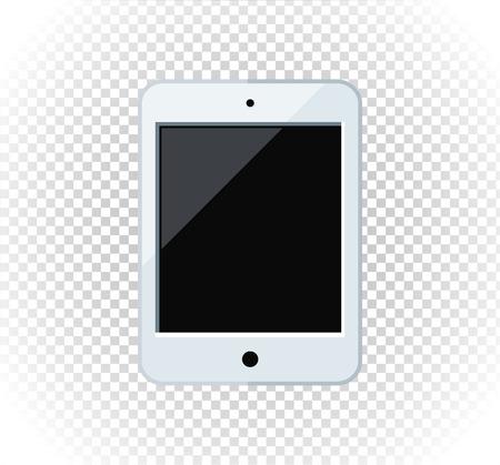 e reader: Sale of household appliances. Electronic device white ereader.