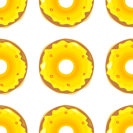 glazed: Donut seamless background texture pattern. Cute donuts with glazing. Seamless pattern. Delicious donut glazed. Donut pattern. donuts pattern. Chocolate donuts. Isolated donuts seamless pattern