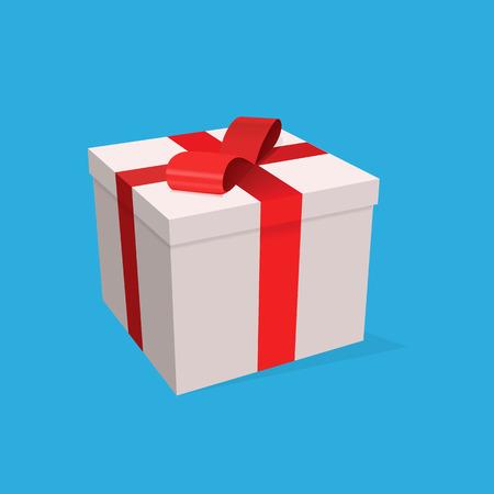 Embalaje estilo de diseño icono del producto. Cajas logo icono, entrega de caja, servicio de paquetes, paquetes de transporte, entregue envase regalo, recibir el paquete, enviar e ilustración del vector aislado logística