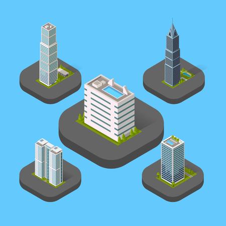 Processus De Construction De Maisons D'Habitation Isolée. Bâtiment