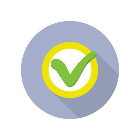 pensamiento estrategico: botón de web de gestión estratégica con signo de verificación. signo de aprobación. icono de aprobado. La planificación estratégica, el marketing, el pensamiento, la visión, la estrategia de negocio, planificación, finanzas ilustración vectorial