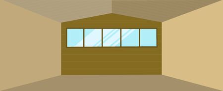 storage: Warehouse Hangar Building