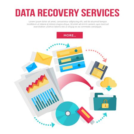 data recovery: Data Recovery Services Banner