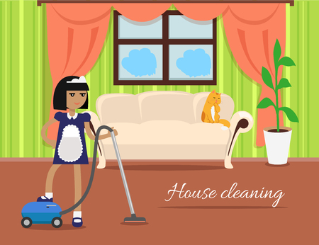 hoover: House Cleaning Banner