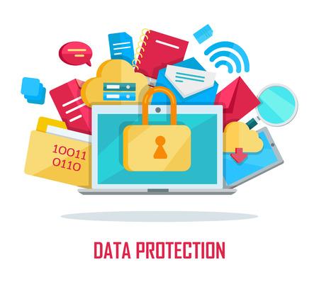 dir: Data Protection Banner