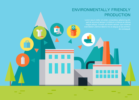 Environmentally Friendly Production