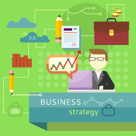 tribune: Business Strategy. Performance Analysis Banner