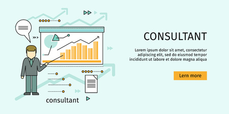 couching: Management Consulting Banner