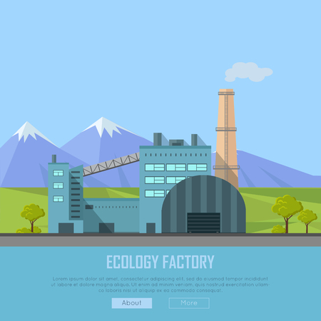 Ecology Factory Banner
