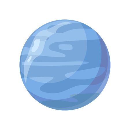 neptuno: Neptune Planet. Sun System. Universe. Vectores