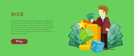 Casino Gambling Website Template