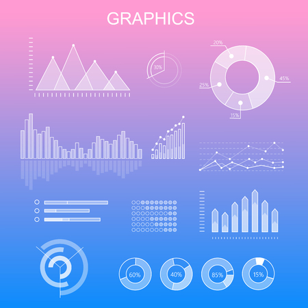 Data Tools Finance Diagram and Graphic