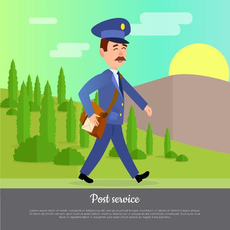 Post Service Web Banner